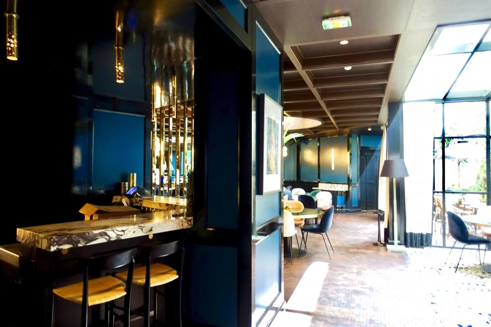 パリ・ル・ロックホテルアンドスパ1階レストラン