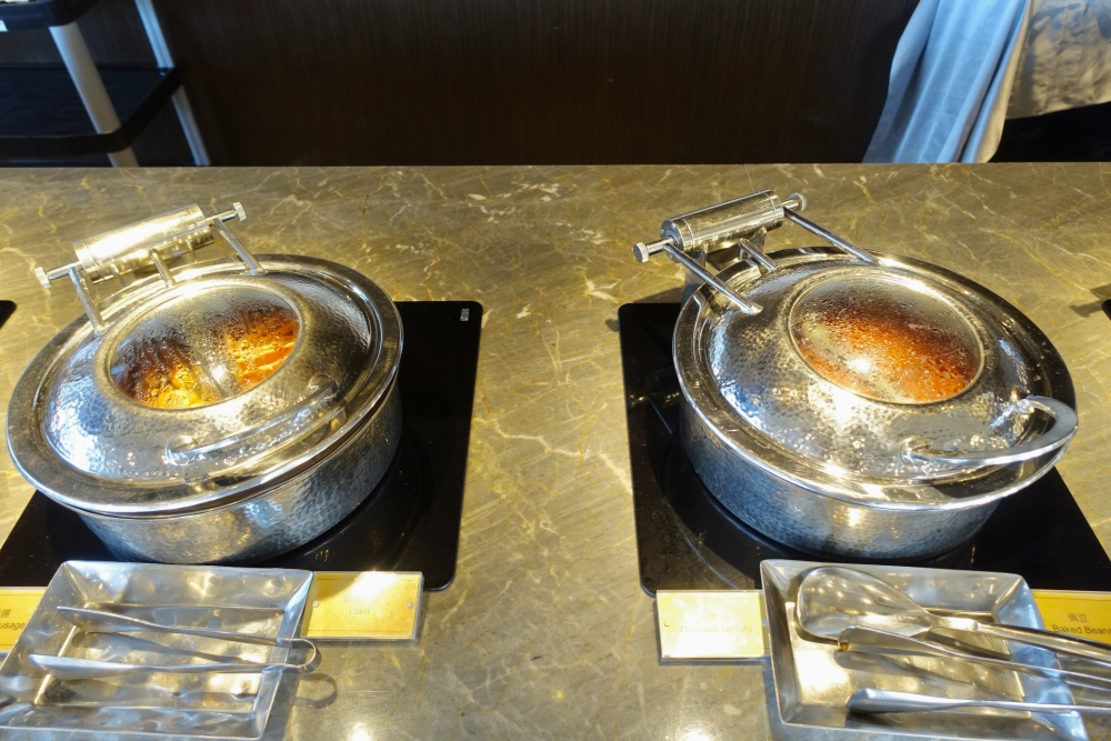 コートヤード台北エグゼクティブラウンジ朝食ブッフェ・洋食