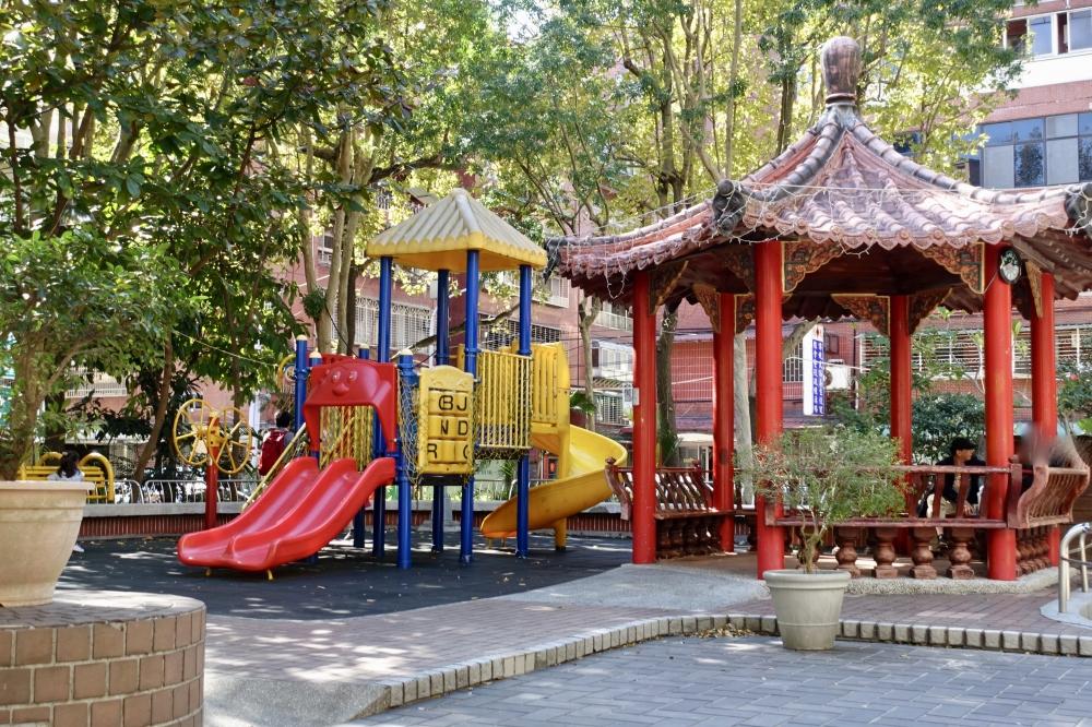 台北の公園