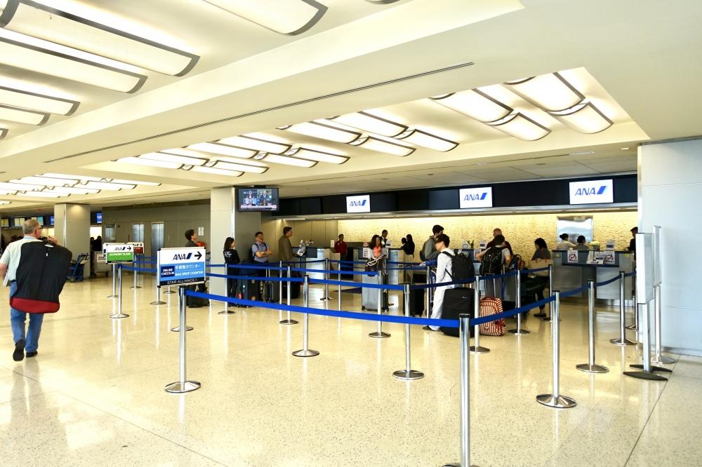 ニューヨーク・JFケネディ空港