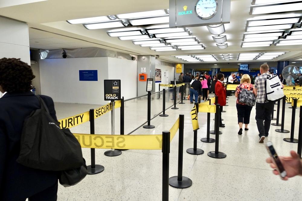 ニューヨーク・ジョンFケネディ空港
