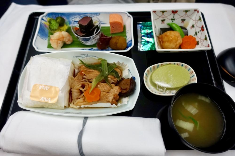 ANA880便和食