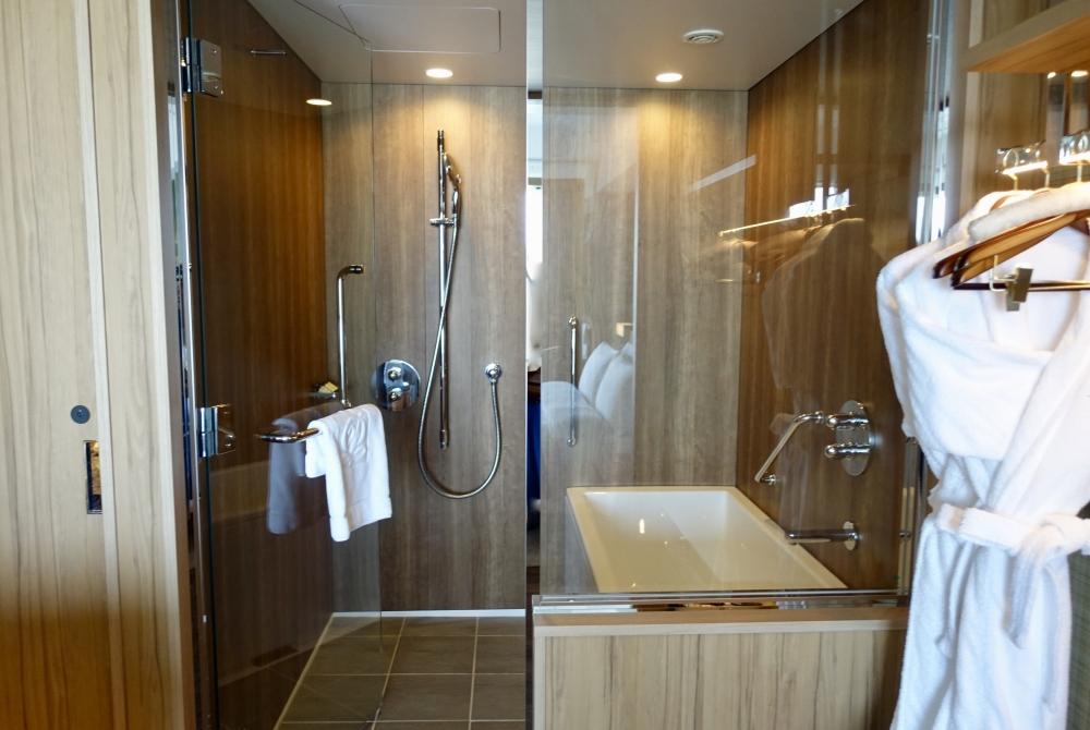 ザ・プリンスパークタワー東京プレミアムキング浴室