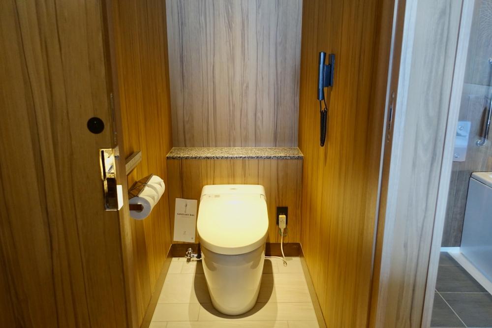 ザ・プリンスパークタワー東京プレミアムキングトイレ