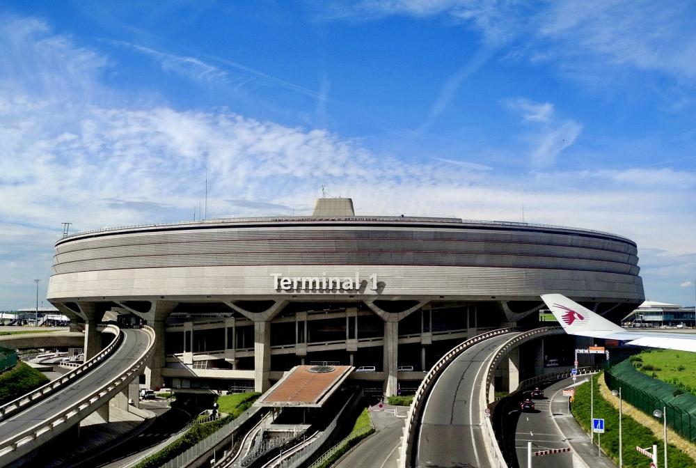 パリシャルル・ド・ゴール空港スターアライアンスラウンジがあるターミナル1