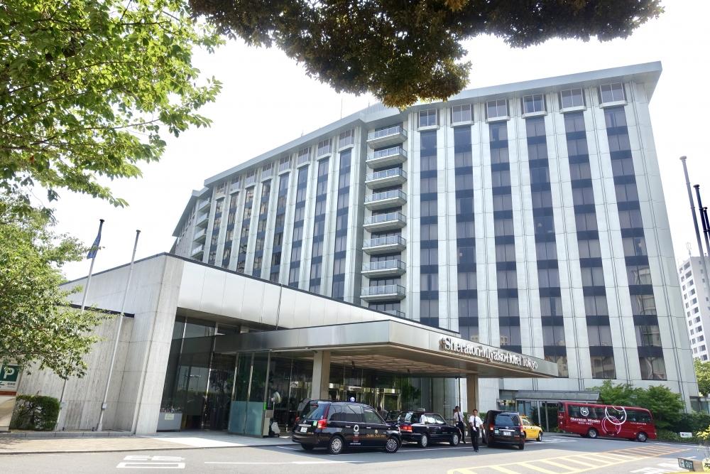 東京 シェラトン 都 ホテル