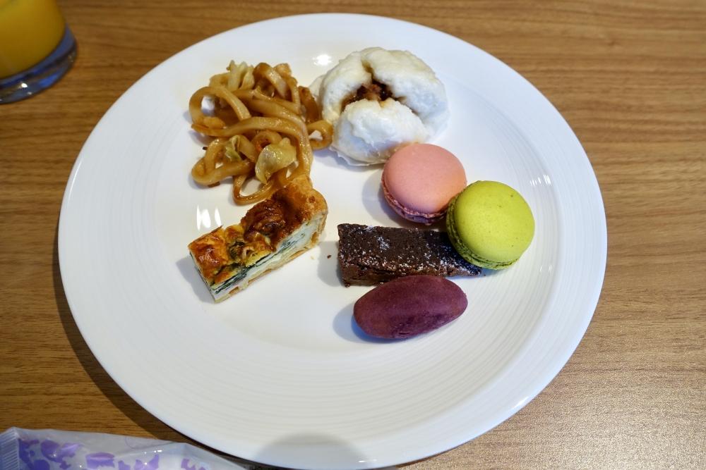 シェラトン都ホテル東京クラブラウンジティータイム実食